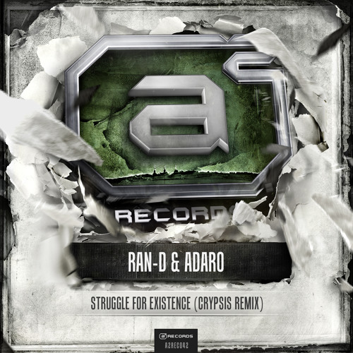 Ran-D & Adaro - Struggle For Existence (Crypsis Remix)(#A2REC042 Preview)