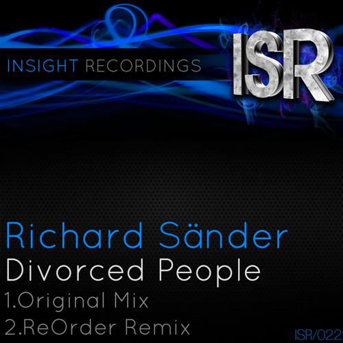 Richard Sander - Divorced People (Original Mix) Sample