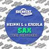 Sax by Heikki L (remix Yasmin Le Bon)