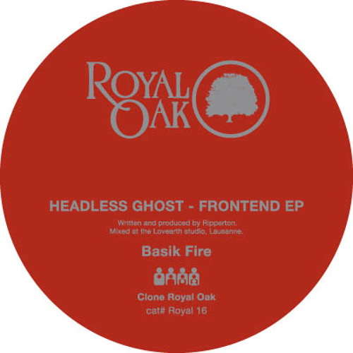 Headless Ghost - Frontend EP - Clone Royal Oak 016