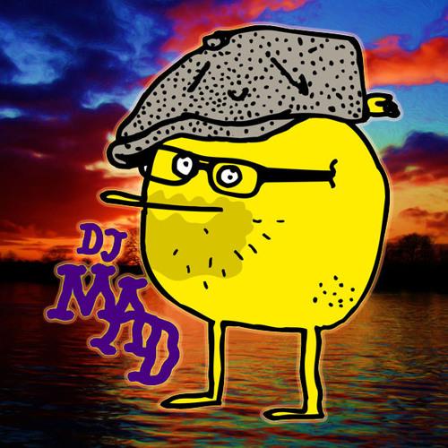 DJ MAD - BestOf2012 CHILL-Mix clean