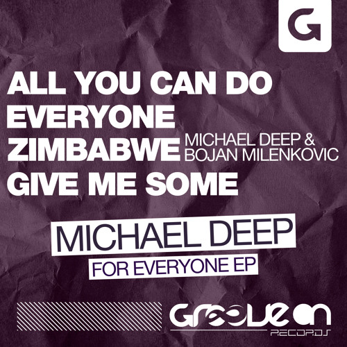 Michael Deep - All You Can Do (snippet, low quality)