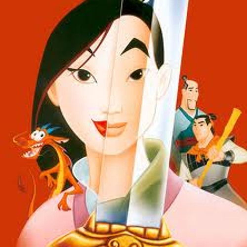 Reflection - Cover - Mulan
