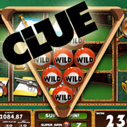 Billiard Room Bonus music from CLUE slot machines