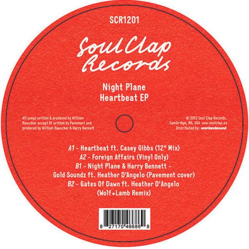 Night Plane & Harry Bennett - Gold Soundz feat. Heather D' Angelo