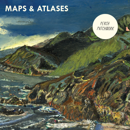 """Maps & Atlases """"Solid Ground"""" (from Perch Patchwork)"""