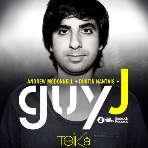 Live at Toika Lounge, Toronto Canada w/ Guy J - October 6, 2012