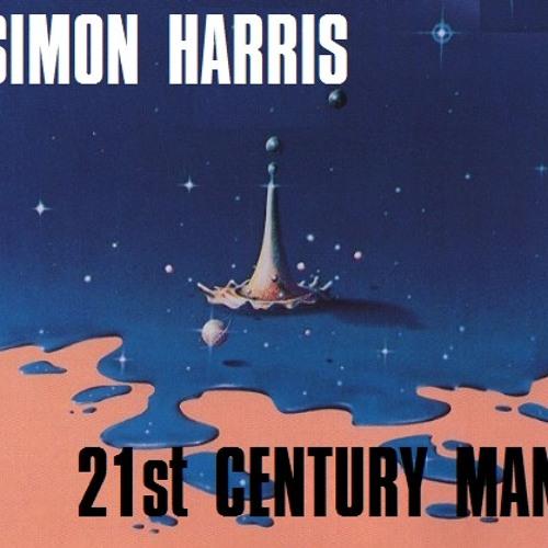 Simon Harris - 21st Century Man (1992/93 unreleased Amiga mad stuff)