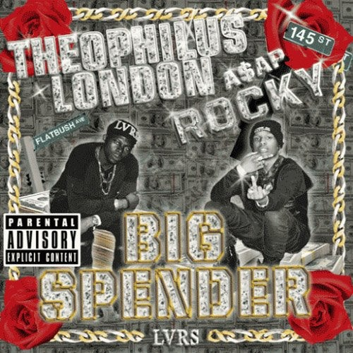 Theophilus London - Big Spender Ft. A$AP Rocky (808BC Remix)