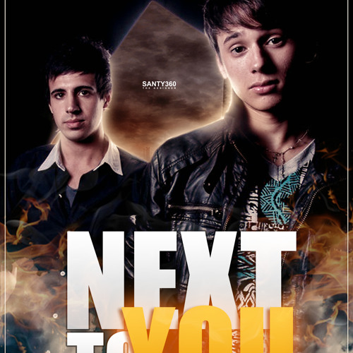 Federico Ce y Mariano Cardenes - NEXT TO YOU (Justin bieber Chris Brown COVER)