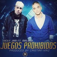 Cover mp3 Nicky Jam Ft  Maluma - Juegos Prohibidos (Official
