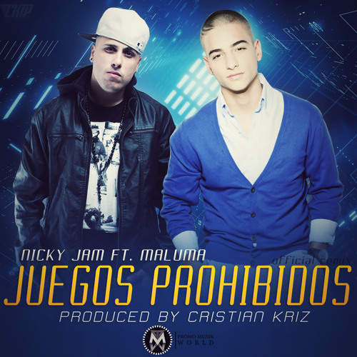 Nicky Jam Ft. Maluma - Juegos Prohibidos (Official Remix)