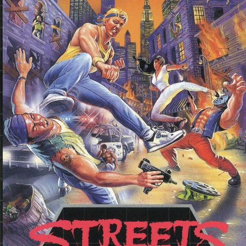 Streets of Rage 2 Music Ending