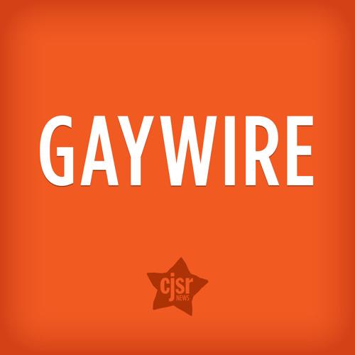 Gaywire — September 13th, 2012