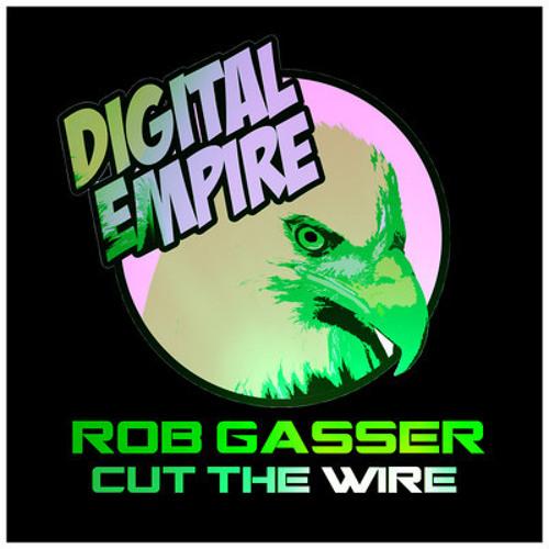 DER0010: Rob Gasser - Cut The Wire (Original Mix) Out NOW