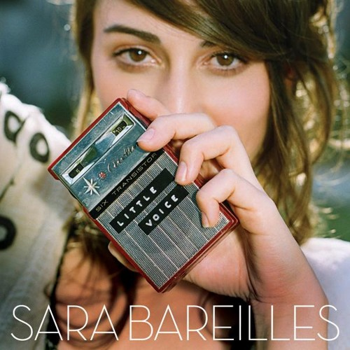 Sara Brailles - Gravity Cover