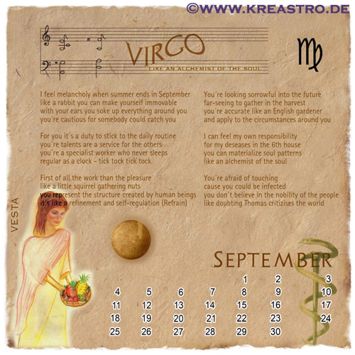 VIRGO - Like an Alchemist of the Soul
