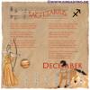 SAGITTARIUS - Aiming at the Stars – by Narina