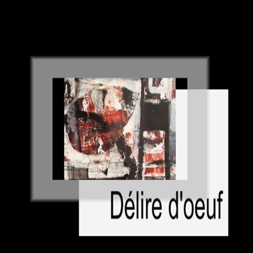 AME-GALLERY Antoine Mercier Peinture -Délire d'oeuf-
