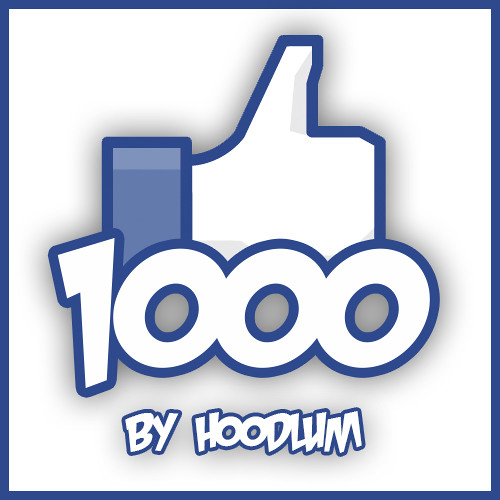 1000 Likes Special by Hoodlum