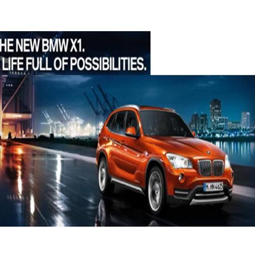 The New BMW X1 - Original