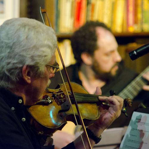 Ariel Elijovich - Sonatina Lied per violino e chitarra 1st mov. (A. Gilardino)