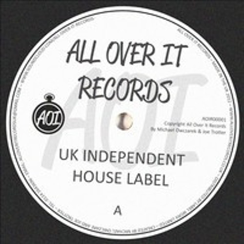 Andrew C. - It's so right (Original mix) SAMPLE [All Over It Records UK]