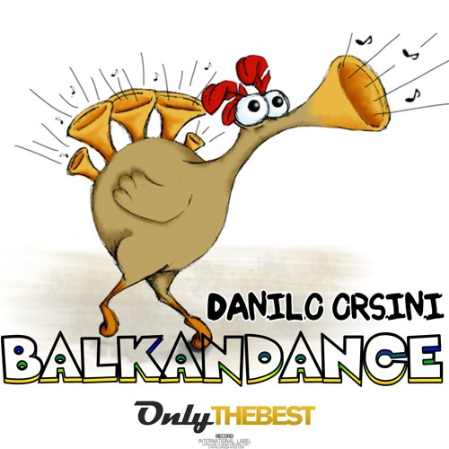 200# Danilo Orsini - Balkandance [ Only the Best Record international ]