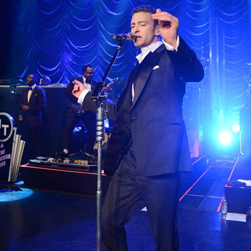 Direct from Hollywood: Behind-The-Scenes Details From Justin Timberlake's Palladium Show