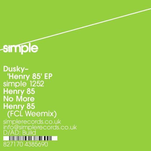 Dusky - Henry 85 (Original Mix)
