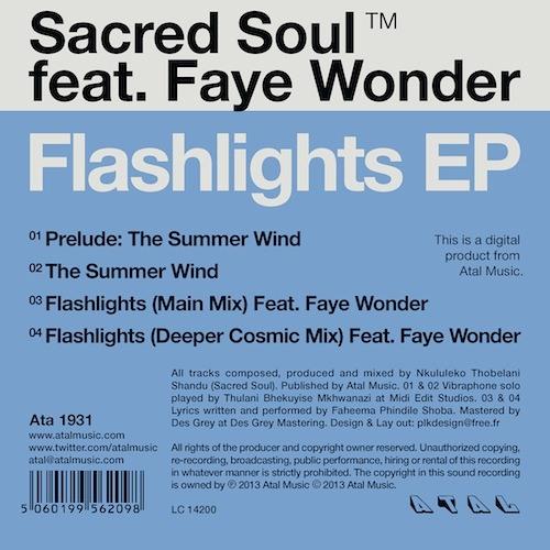Sacred Soul - The Summer Wind