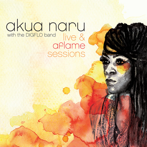 Akua Naru - Poetry- How Does It Feel Now (live)