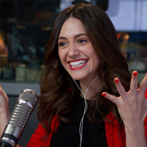 Bachelor Sean Lowe Surprises Emmy Rossum During Radio Interview