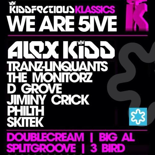 Skitek @ Kiddfectious Klassic's - Club Oxygen ( Tech / Hard Dance Classic's ) **FREE DOWNLOAD**
