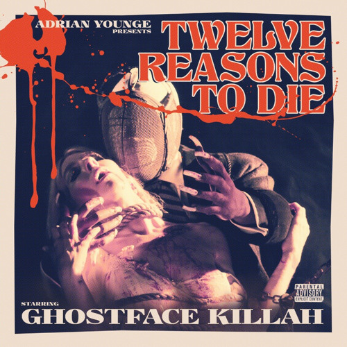 Ghostface Killah & Adrian Younge - The Rise of The Ghostface Killah