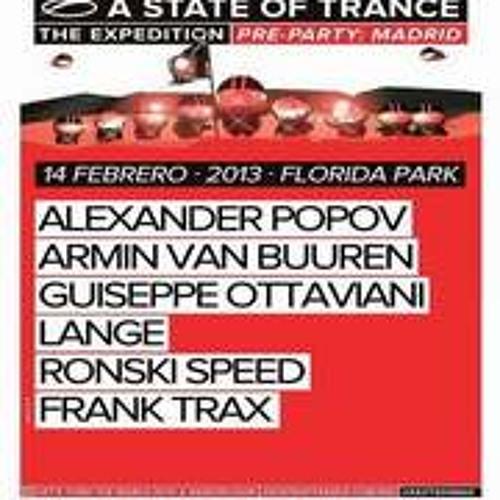 Armin van Buuren - Live @ A State of Trance 600 Madrid  [www.CMF-Team.info]