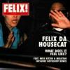 Felix Da Housecat - What Does It Feel Like
