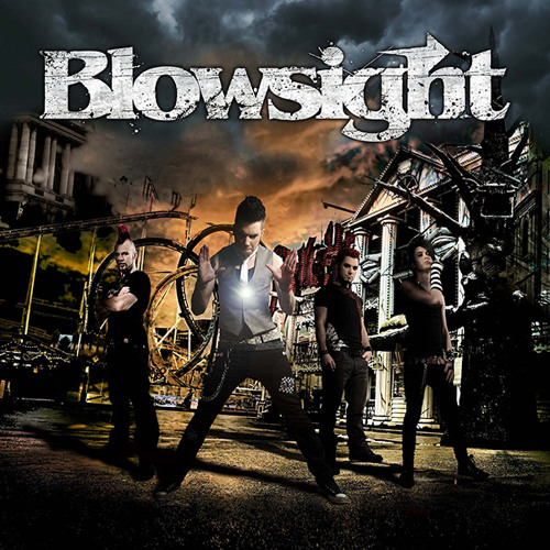 BLOWSIGHT -  Pokerface (Lady Gaga cover)