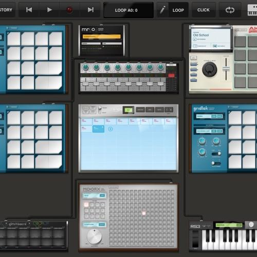 scoring(winning) at BackPack Studios©
