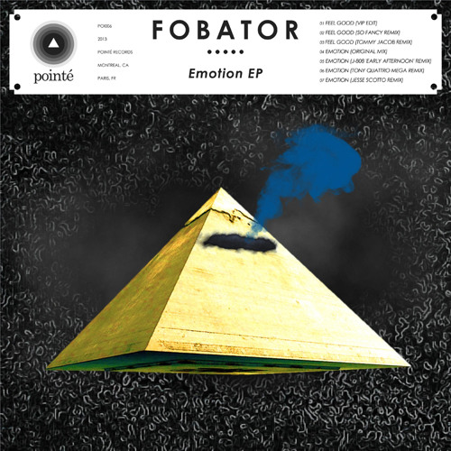 Fobator - Emotion (Jesse Scotto Remix)
