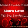 LOVEGURU-THANKS TO LISTENERS-LOVE CARD