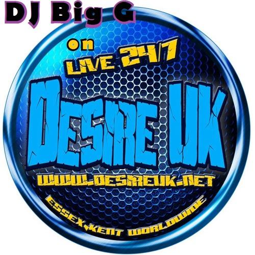 DJ Big G & MC SG - UK Garage Set - DesireUK,net 92FM Essex - 14-02-13