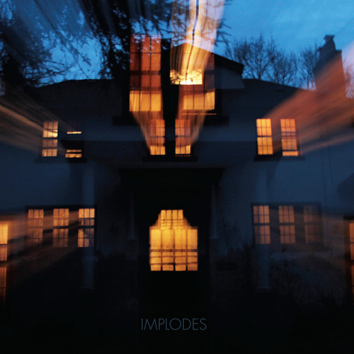 implodes 'scattered in the wind'