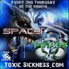 SPACEI PRESENTS BILLY S EXCLUSIVE MUSIK MUTATION (BE) SET ON TOXIC SICKNESS RADIO | 14TH FEB '13