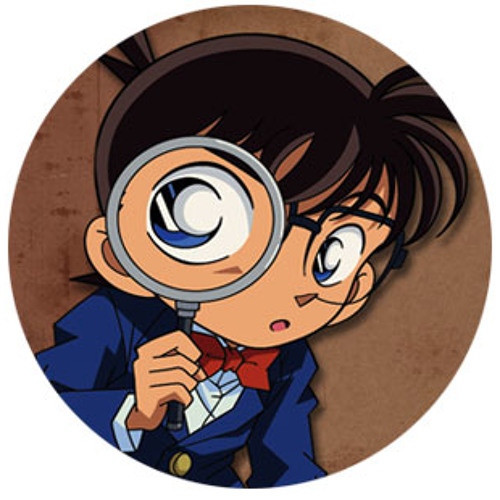 DETECTIVE CONAN Glorious Mind - Cover