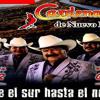 De Norte A Sur Mix-Los Cardenales De Nuevo Leon Portada del disco