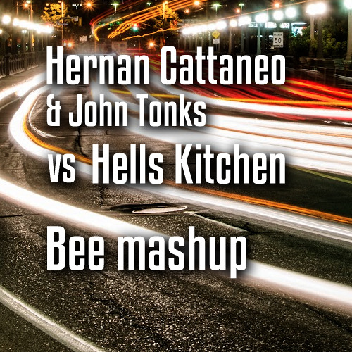 Hernan Cattaneo & John Tonks vs Hells Kitchen - I close the door on Warsaw (Bee mashup)