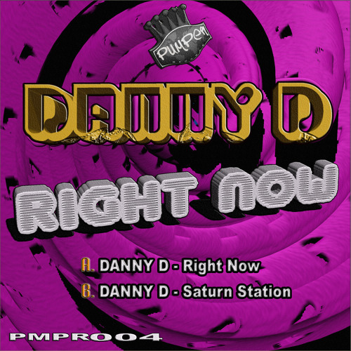 Danny Dee - Saturn Station