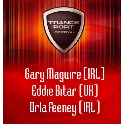 Eddie Bitar - Live at Tranceport Festival - Rosario - Argentina - 10.02.13