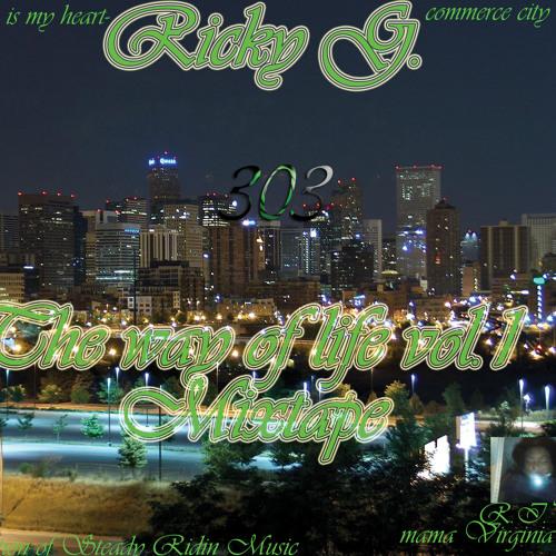 5.Im on fire  Ricky G.ft Chuga